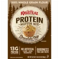 Krusteaz Protein Chocolate Chip Muffin Mix - 16.22 oz