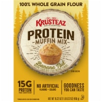 Krusteaz Protein  Banana Nut Muffin Mix