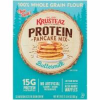 Krusteaz Buttermilk Protein Pancake & Waffle Mix Case