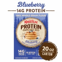 Kristeaz Protein Blueberry Pancake Mix
