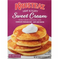 Krusteaz Light & Fluffy Sweet Cream Pancake Mix