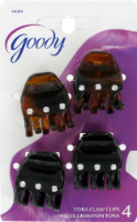 Goody Tora Claw Clips with Jewels