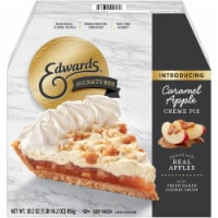 Edwards Signatures Caramel Apple Creme Pie