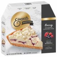 Edwards® Signature Cheesecake Desserts Whipped Berry Cheesecake - 23.5 oz