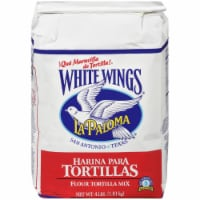 Bakers White Wings Flour Tortilla Mix