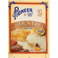 Pioneer Brand Country Sausage Flavor Gravy Mix