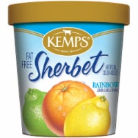 Kemps Rainbow Sherbet