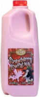 Kemps Strawberry 1% Lowfat Milk