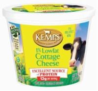 Kemps 1% Lowfat Cottage Cheese