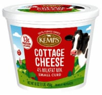 Kemps Small Curd Cottage Cheese - 16 oz
