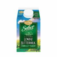 Kemps 1% Lowfat Buttermilk - 1 pt