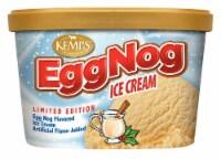 Kemp Limited Edition Egg Nog Ice Cream - 1.5 qt