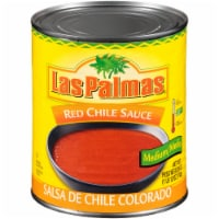 Las Palmas Medium Red Chile Sauce