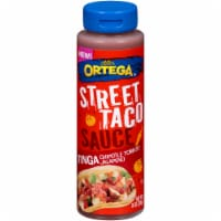 Ortega Tinga Chipotle Tomato Jalapeno Street Taco Sauce
