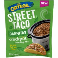 Ortega Carnitas Street Taco Seasoning Mix - 1 oz