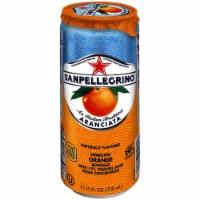 S. Pellegrino Aranciata Sparkling Orange Beverage