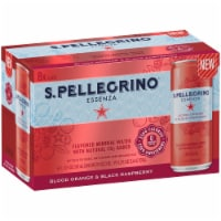 San Pellegrino Essenza Blood Orange 8 Cans