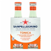 S. Pellegrino Tonica Citrus Flavored Sparkling Tonic Water