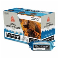 Pine Mountain StarterLogg Wrapped Fire Starters