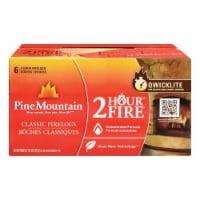 Pine Mountain 4367272 2 Hours Fire Log - 1