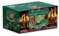 Yankee Candle® Balsam & Cedar Fragranced Firelogs