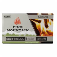 Pine Mountain 4-Hour Fire Logs 6 Pack