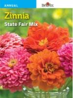 Burpee Zinnia State Fair Seed Mix
