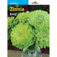 Burpee Zinnia Envy Seeds