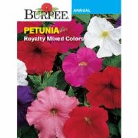 Burpee Royalty Mix Petunia Seeds - 1 ct