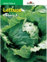 Burpee Heirloom Iceberg Lettuce Seeds