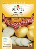 Burpee Granex Hybrid Onion Seeds