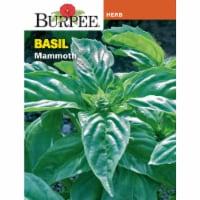 Burpee Mammoth Basil Seeds