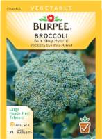 Burpee Sun King Hybrid Broccoli Seeds