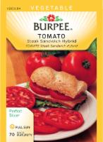 Burpee Steak Sandwich Hybrid Tomato Seeds