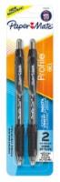 Paper Mate® Profile Gel Pens 2 Pack - Black