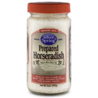 Silver Spring Prepared Horseradish Sauce