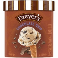 Dreyer's Chocolate Chip Ice Cream