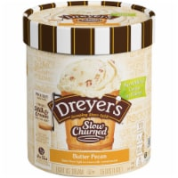 Dreyer's Slow Churned Butter Pecan Light Ice Cream