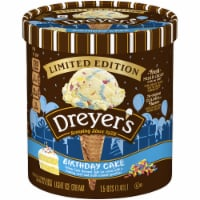 Dreyer's Limited Edition Ice Cream