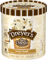 Dreyer's/Edy's Slow Churned Cookie Dough Light Ice Cream