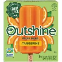 Outshine Tangerine Fruit Bars 6 Count