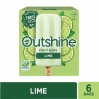 Outshine Lime Fruit Ice Bars
