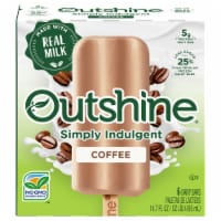 Outshine Simply Indulgent Creamy Coffee Dairy Bars