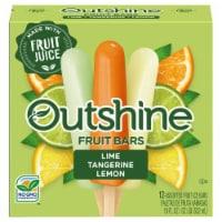 Outshine Lime Tangerine and Lemon Frozen Fruit Bars