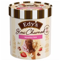 Edy's Slow Churned Neapolitan Light Ice Cream