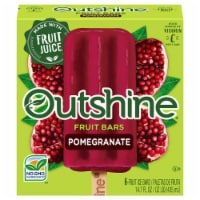 Outshine Pomegranate Fruit Ice Bars