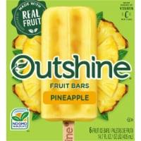 Outshine Pineapple Fruit Ice Bars