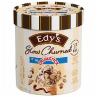 Dreyer's Slow Churned Nestle Drumstick Sundae Cone Light Ice Cream