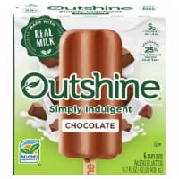 Outshine Simply Indulgent Creamy Chocolate Bars