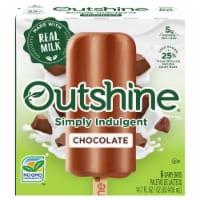 Outshine Simply Indulgent Creamy Chocolate Dairy Bars